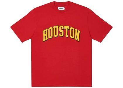 Palace Houston TShirt Red  (FW20)の写真