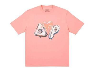 Palace Inflator TShirt Pink  (FW20)の写真