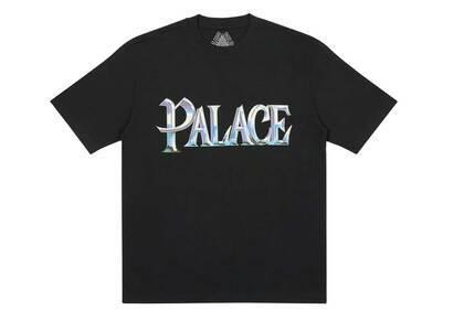 Palace Medieval Mandemi TShirt Black  (FW20)の写真
