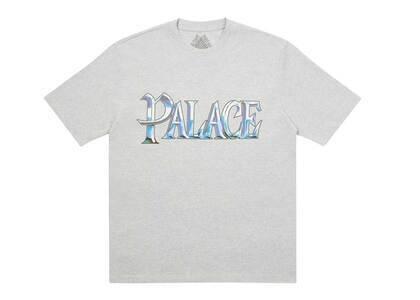 Palace Medieval Mandemi TShirt Grey Marl  (FW20)の写真