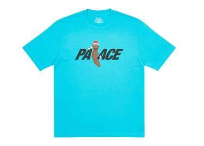 Palace Mr Hankey TShirt Blue  (FW20)の写真