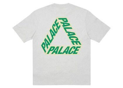 Palace P3 Team TShirt Grey Marl  (FW20)の写真