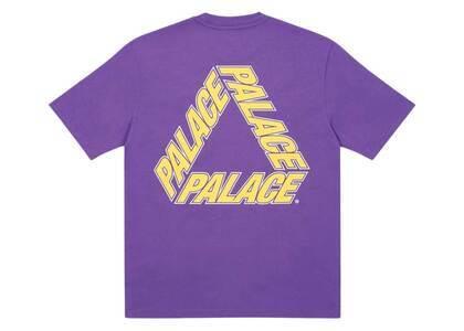 Palace P3 Team TShirt Purple  (FW20)の写真