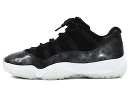 Jordan 11 Retro Low Baronsの写真