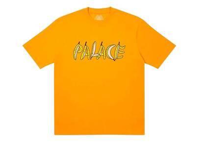 Palace PalWalk TShirt Orange  (FW20)の写真