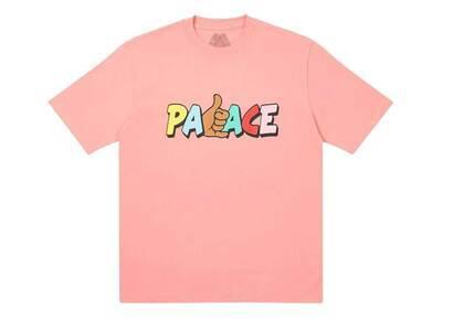 Palace Shitfaced Shaka TShirt Pink  (FW20)の写真