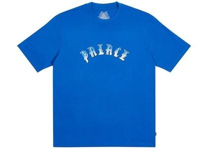 Palace Spitfire PFire TShirt Blue  (FW20)の写真