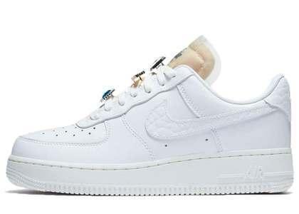 Nike Air Force 1 Low 07 Summit White Onyxの写真