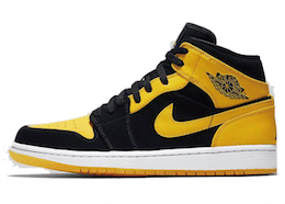 Jordan 1 Retro Mid New Love (2017)の写真