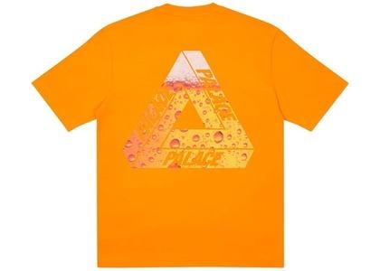Palace TriLager TShirt Orange  (FW20)の写真