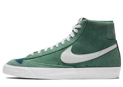Nike Blazer Mid 77 Suede Mix Greenの写真