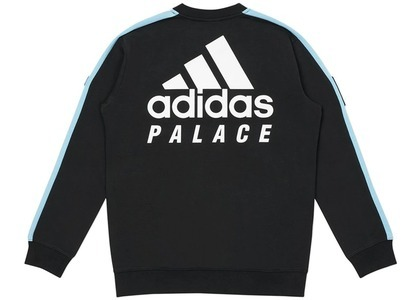 Palace Adidas Sunpal Crewneck Black  (FW20)の写真
