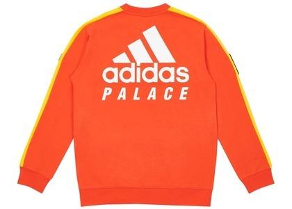 Palace Adidas Sunpal Crewneck Bright Orange  (FW20)の写真