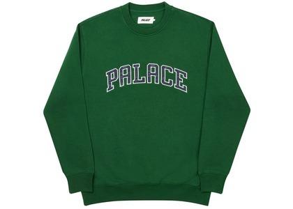 Palace Alas Crew Green  (FW20)の写真