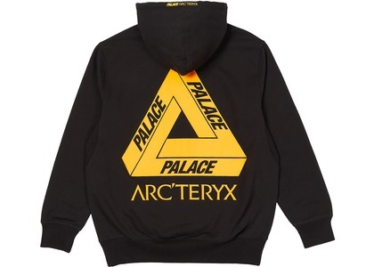 Palace Arc'Teryx Hood Black  (FW20)の写真