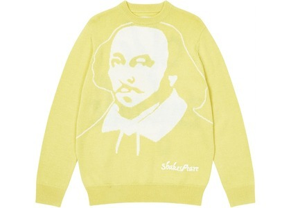 Palace As You Like It Knit Yellow  (FW20)の写真