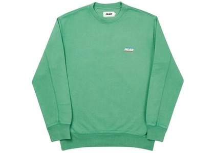 Palace Basically A Crew Washed Green  (FW20)の写真