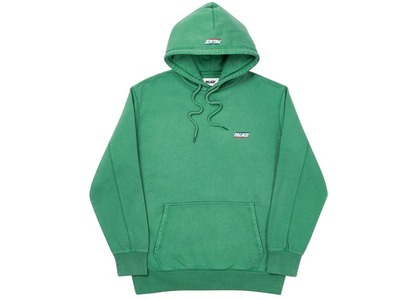 Palace Basically A Hood Washed Green  (FW20)の写真