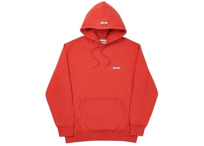 Palace Basically A Hood Washed Red  (FW20)の写真