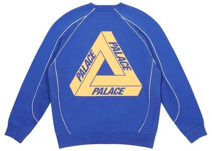 Palace Bowl Out Crew Blue  (FW20)の写真