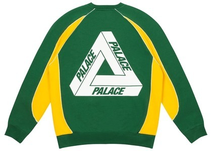 Palace Bowl Out Crew Green  (FW20)の写真