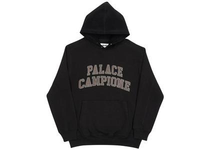 Palace Campione Hood Black  (FW20)の写真