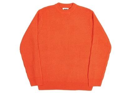 Palace CHunky Knit Orange  (FW20)の写真