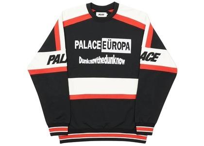 Palace Europa Crew Black  (FW20)の写真