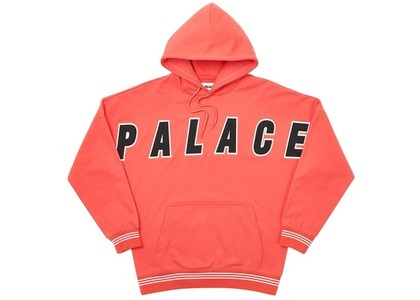 Palace Full Frontal Hood Red  (FW20)の写真