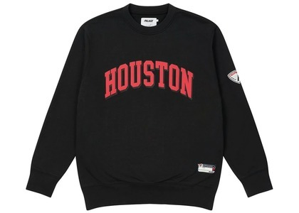 Palace Houston Crew Black  (FW20)の写真