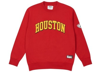 Palace Houston Crew Red  (FW20)の写真