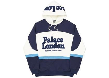 Palace LonDons Hood Blue  (FW20)の写真