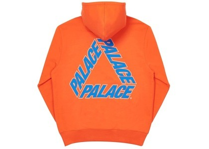 Palace P3 Team Hood Dark Orange  (FW20)の写真