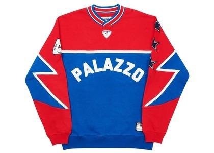 Palace Palazzo Crew Red/Blue  (FW20)の写真