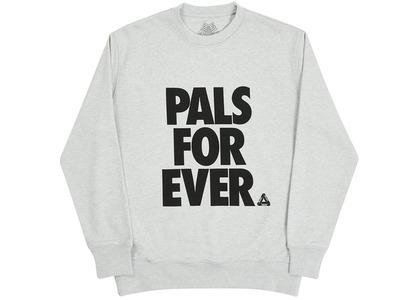 Palace Pals Crew Grey Marl  (FW20)の写真