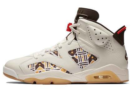 Nike Air Jordan 6 Quai 54の写真