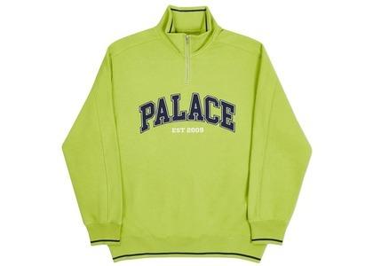 Palace PEst Zip Crew Green  (FW20)の写真