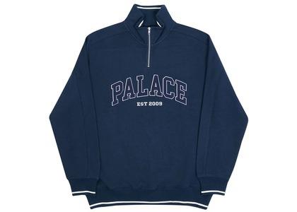 Palace PEst Zip Crew Navy  (FW20)の写真