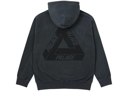 Palace Polartec Lazer Hood Ebony  (FW20)の写真