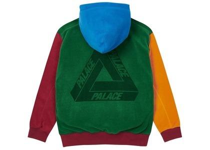 Palace Polartec Lazer Hood Multi  (FW20)の写真