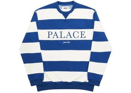 Palace Pour Don Crew Blue  (FW20)の写真
