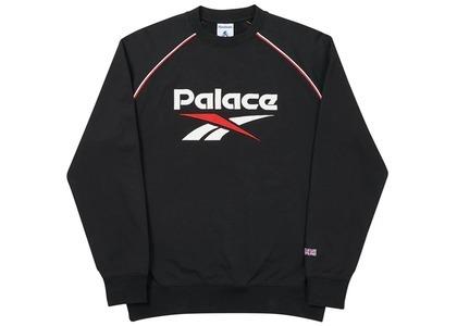 Palace Reebok PBok Crew Black  (FW20)の写真