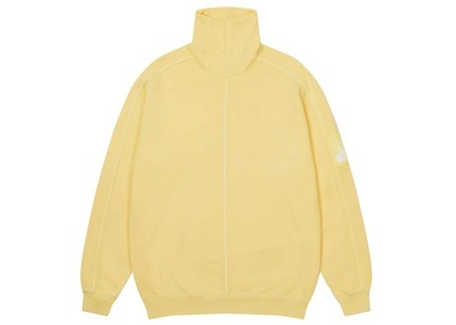 Palace Slow Your Roll Jumper Yellow  (FW20)の写真