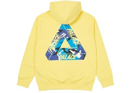 Palace TriCamo Hood Yellow  (FW20)の写真