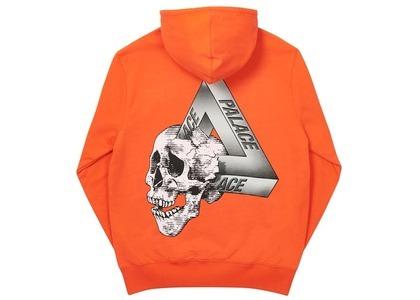 Palace TriCrusher Hood Dark Orange  (FW20)の写真