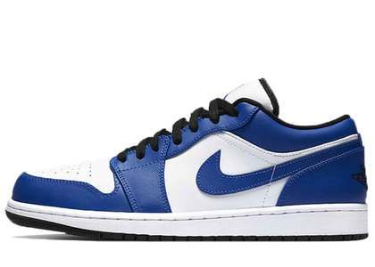 Nike Air Jordan 1 Low Game Royalの写真