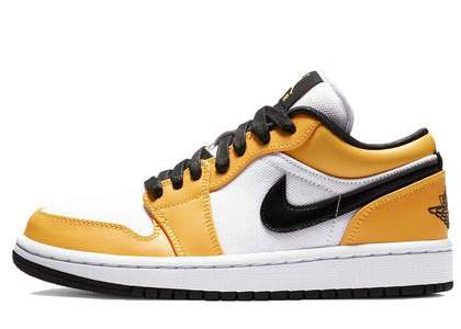 Nike Air Jordan 1 Low Laser Orange Womensの写真