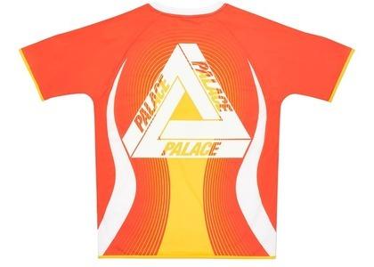 Palace Adidas Sunpal Shirt Bright Orange  (FW20)の写真