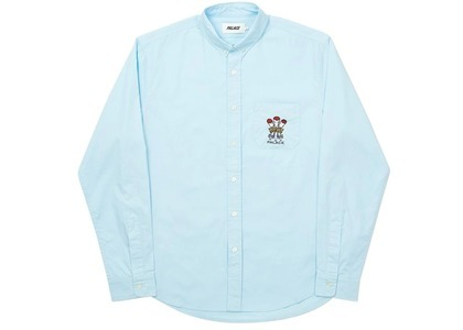 Palace Ich Bun Shirt Blue  (FW20)の写真