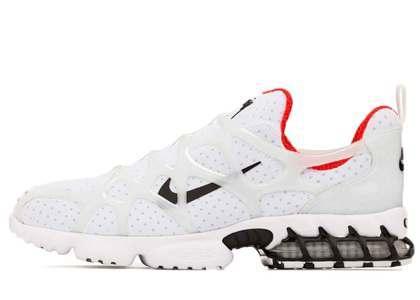 Stussy x Nike Air Zoom Spiridon KK Whiteの写真
